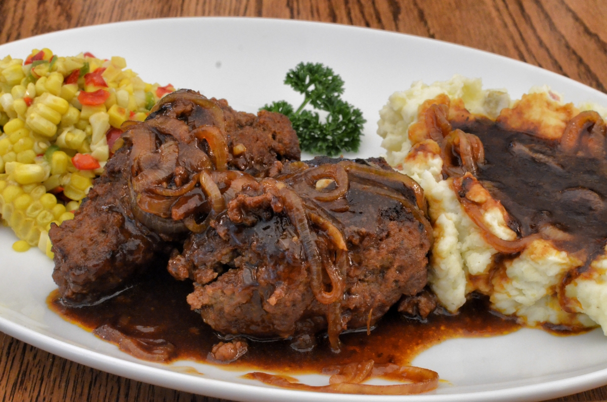From Health Food to Comfort Food: the History of the Salisbury Steak