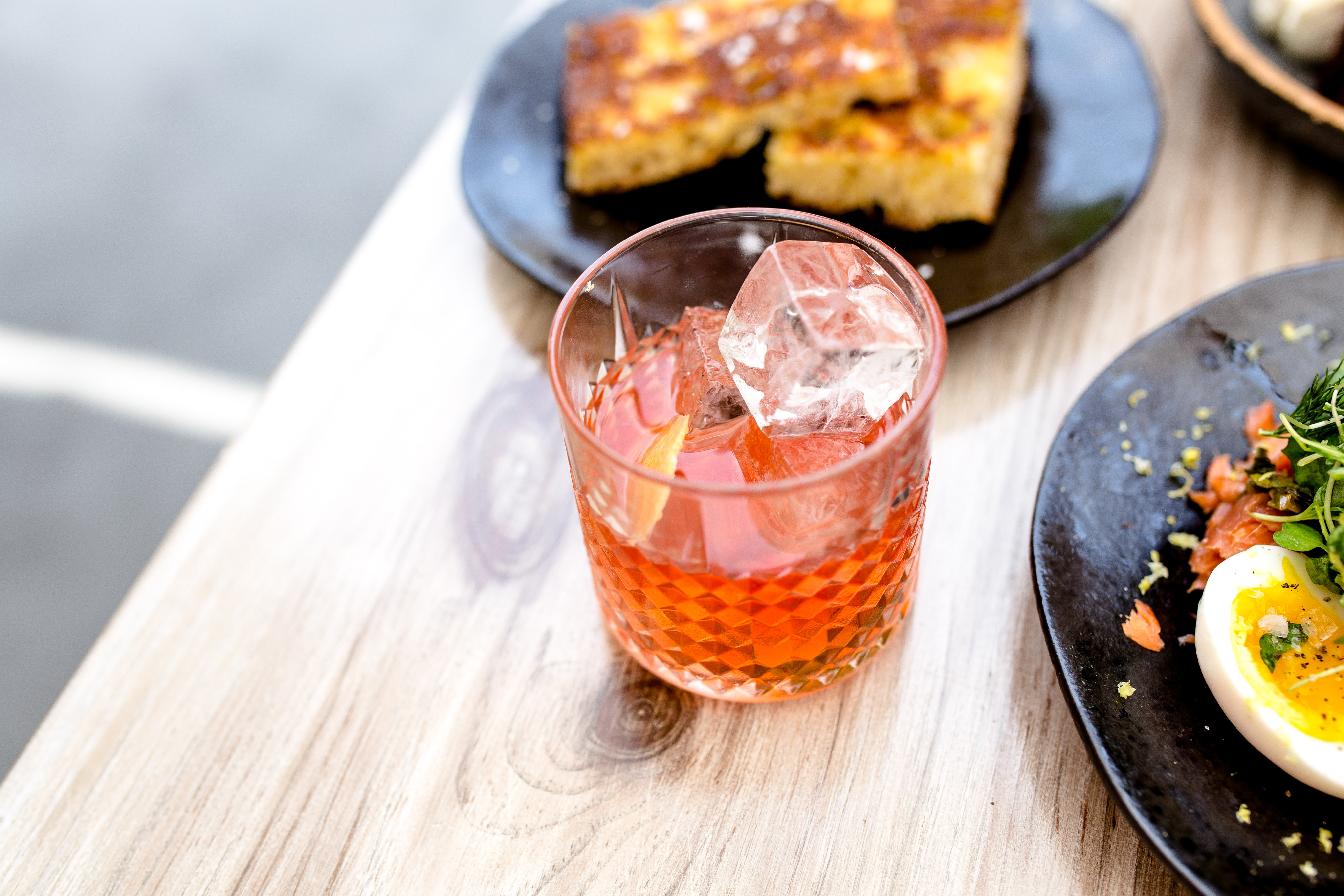 Thanksgiving dessert recipe with bourbon