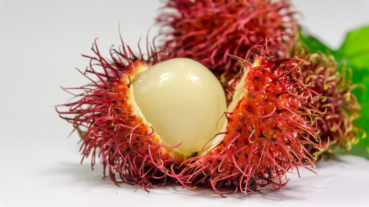What's a Rambutan and What Do You Do WithIt?