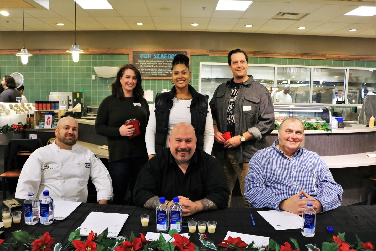 Rastelli Market Crowns South Jersey's Best Eggnog Cooks